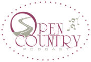 Open Country Podcast Logo